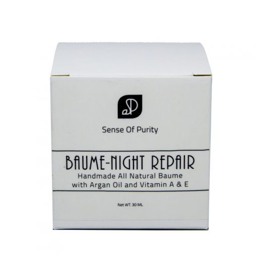 Sense of Purity Baume 30ml Doos voorkant doos